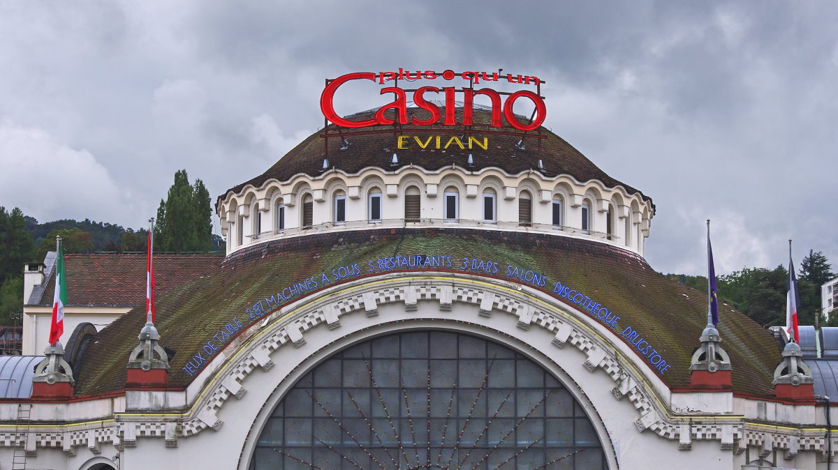 week-end casino evian